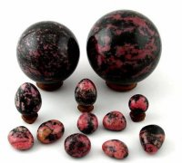 examples of rhodonite
